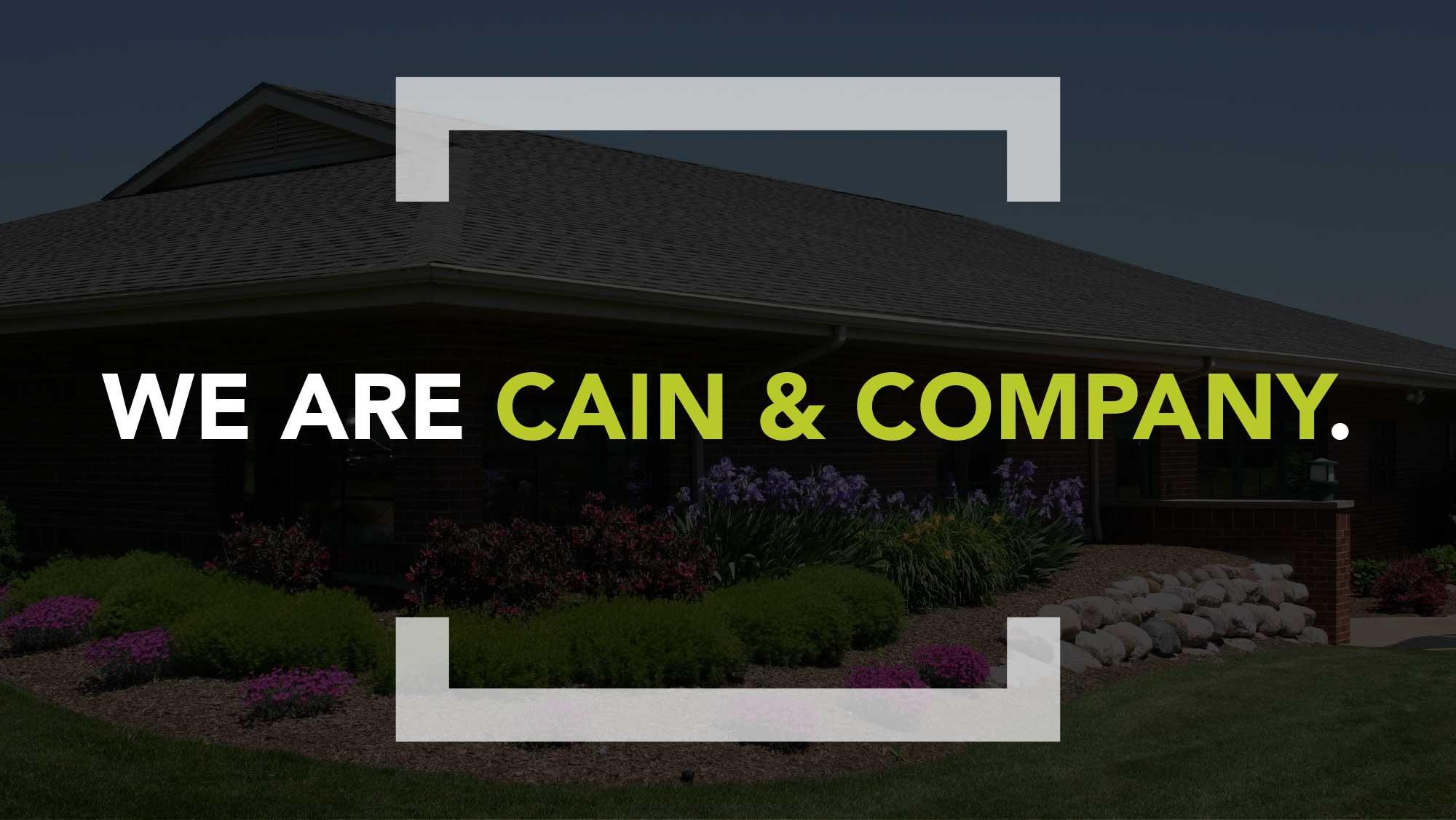 Cain & Company About Us