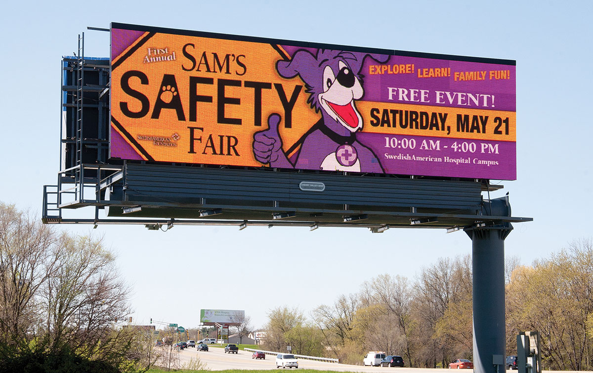 SAM Safety fair