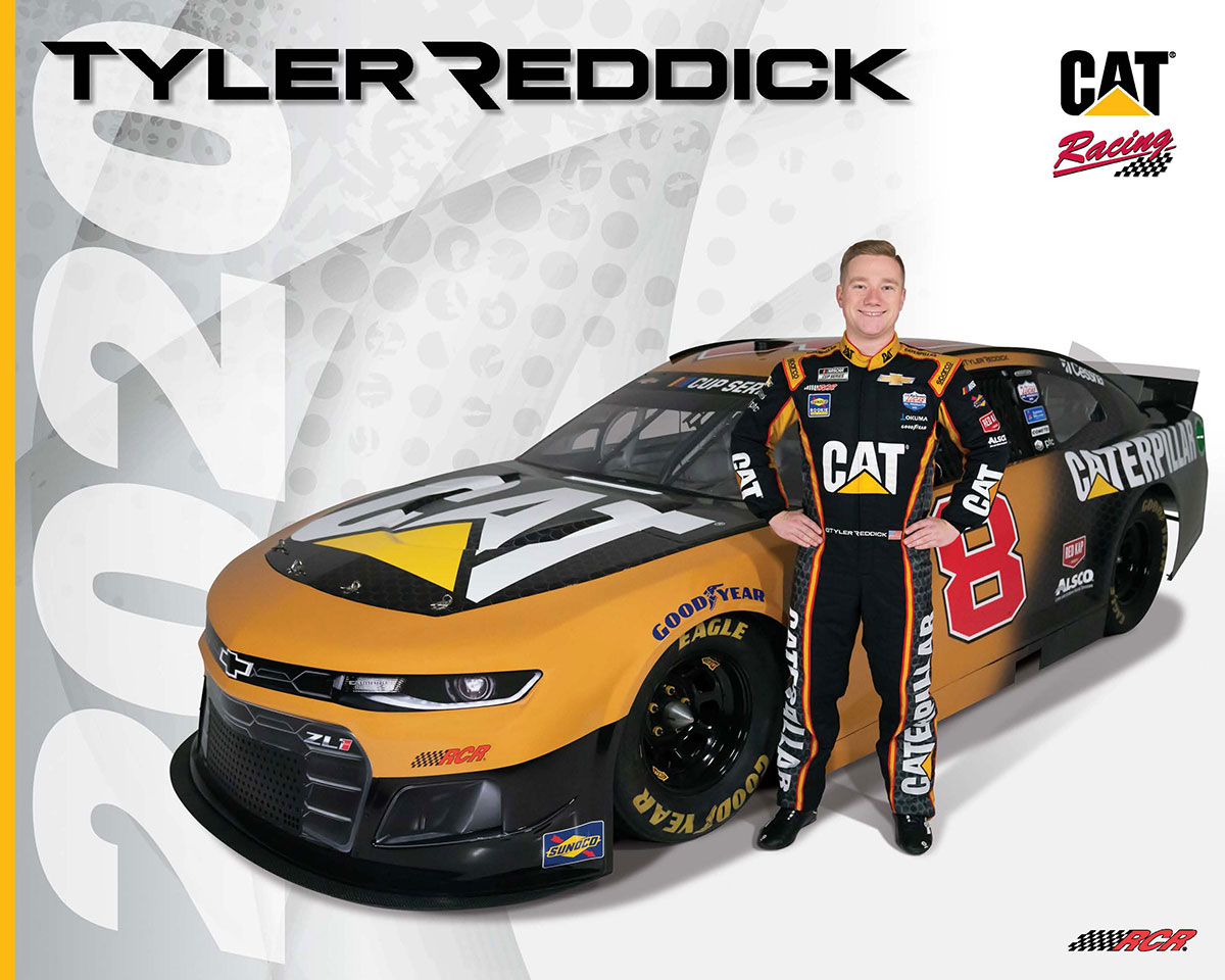 Cat Racing hero card